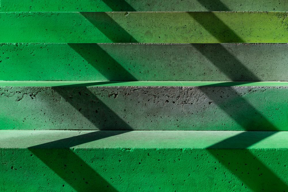 Farbe Struktur